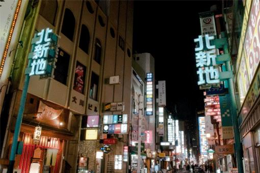 関西で最もレベルが高い! 北新地のキャバクラの特徴